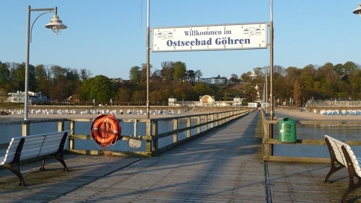 Willkommen im Ostseebad Göhren